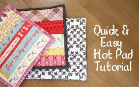 holiday sew along pot holder tutorial diary of a quilter a