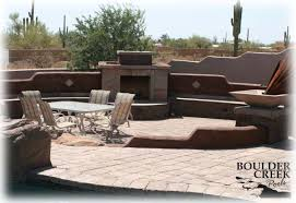 custom fireplaces bbqs u0026 more from boulder creek pools phoenix az