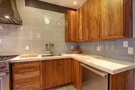 Contemporary Kitchen Cabinets Modern Wood Kitchen Cabinets Home Design Ideas