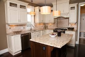 cuisine avec plan de travail en granit plan travail cuisine granit maison design bahbe com