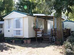 location mobil home 3 chambres location mobil home dans un cing à vias iha 73515