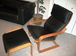 ikea chair design best design ikea leather chair with ottoman