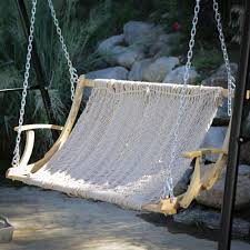 Chair Swing Double 2 Person Outdoor Patio Garden Hammock Swing Hanging