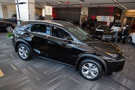 used lexus suv for sale ottawa ottawa auto show 2015 lexus nx 200t u0026 nx 300h by lexus of