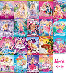 barbie movies collection complete barbie movies wishes fun