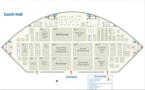 Big Floor Plans E3 2017s Floorplans Reveal Big Spots For Sony Nintendo And Square