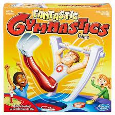Blind Date Board Game Fantastic Gymnastics Game Target
