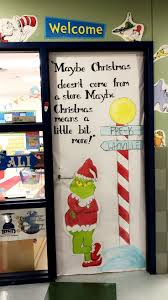 the 25 best the grinch door decorations for ideas on