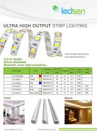 led strip lighting melbourne strip lights ledsen
