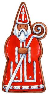 bon appetit wednesday st nicholas santa claus cookie