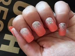 kiss gel fantasy nails review fruity flamingo