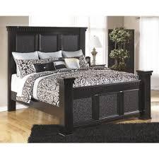 Ashley Furniture Mattress Mansion King Bed