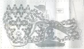 Portland State University Map by The Vanport Flood