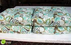 Outdoor Furniture Cushions Covers by How To Make Cushion Covers For Outdoor Furniture Awesome Diy How