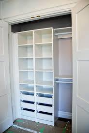 Ideas For Small Closets by Best 25 Closet Redo Ideas On Pinterest Master Closet Design