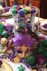 mardi gras centerpieces mardi gras tablescapes and decor with free printables and diy