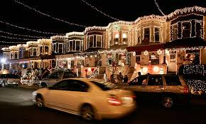 christmas lights in maryland the most extravagant christmas light displays in the world