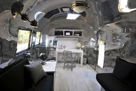 Airstream Custom Interiors 5 Vintage Airstream Trailers Brought Back To Glory Rvshare Com
