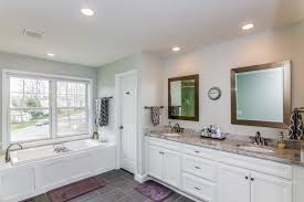 magnificent lighted vanity mirror in bathroom contemporary with