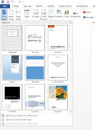 cover page of report template in word front page word template fieldstation co