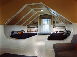 Small Bedroom Conversion To Home Theater Bedroom Attic Rooms With Modern White Stair Railing Also Amazing