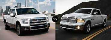 dodge ram 2017 ford f 150 vs 2017 dodge ram 1500 comparison