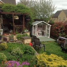 Cottage Backyard Ideas 21 Best She Shed Images On Pinterest