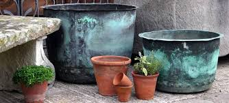 a range of garden antiques from j s garden antiques pots and