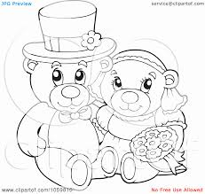 wedding coloring pages free kids coloring