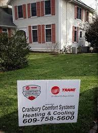 Comfort Cooling And Heating Cranbury Comfort Hvac Service Installation Repair Heating