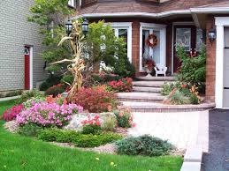 Curb Appeal Front Entrance - front entrance landscaping pictures ideas u2014 luxury homes