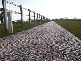 Plastic Pavers For Patio by Porous Grass Paver Plastic Paving Grid Gravel Reinforcement
