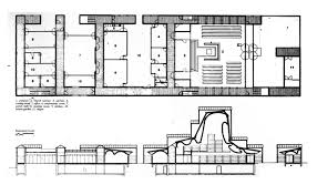 Gothic Church Floor Plan by Bagsvaerd Church Jørn Utzon Archeyes