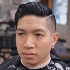 asian male side comb hair 27 comb over hairstyles for men haircuts fade haircut and