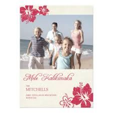 hawaiian christmas cards invitations greeting u0026 photo cards