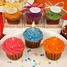cupcake candles cupcake candles 6 colors 12 pieces only us 1 80 pc sunnetropical