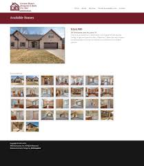db construction middle tn custom home builder website