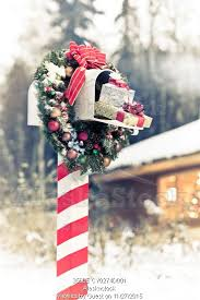 Decoration For Christmas Best 25 Christmas Mailbox Decorations Ideas On Pinterest