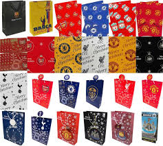 football wrapping paper foodball birthday gift bag craftbnb