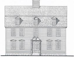 primitive house plans 18th century colonial home designs consultation sunderland