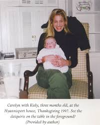 Carolyn Bessette November 1997 U2013 Thanksgiving With Billy Noonan And Family