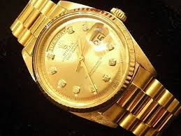 diamond rolex 18k gold diamond rolex day date president champagne
