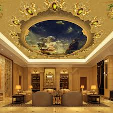high quality oil painting wallpapers buy cheap oil painting high quality custom wall mural wallpaper european style character oil painting living room bedroom ceiling murals