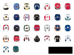 nhl team jersey colors 28 images anaheim ducks nhl toddler