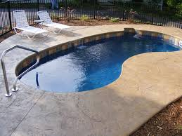 Pool Ideas For Small Backyard Small Inground Swimming Pool Designs