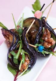 comment cuisiner aubergines recette à l aubergine idées originales de recettes avec l aubergine
