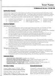 Education In Resume Examples by Writing Accounting Resume Sample Httpwwwresumecareerinfowriting
