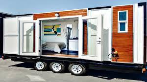modern minimalist studio open concept tiny home small house