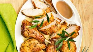 thanksgiving turkey recipes sunset