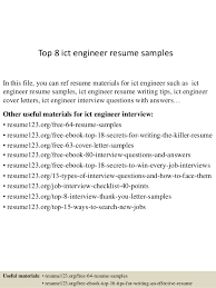 Best Resume Format For Civil Engineers Software Engineer Resume Example 9 Free Word Pdf